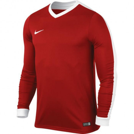 NIKE Maillot Manches longues Striker IV - Rouge