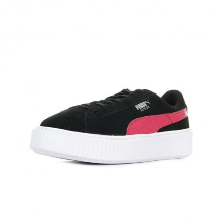 PUMA Baskets Suede Platform SNK Chaussures Junior