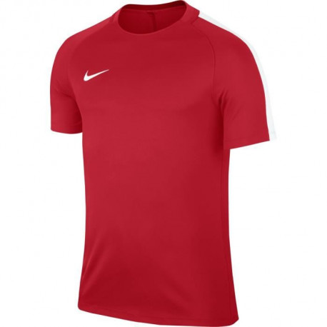 NIKE Maillot SQUAD17 Homme - Rouge