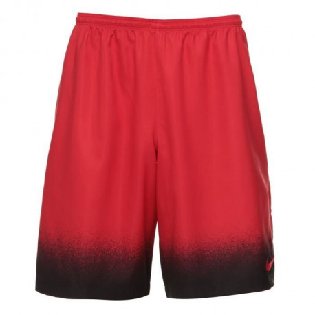 NIKE Short LASER WOVEN PRINTED Homme - Rouge