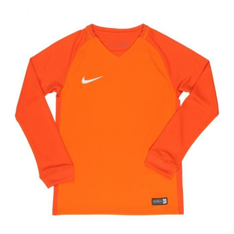 NIKE Maillot Manches longues Trophy III - Enfant - Orange