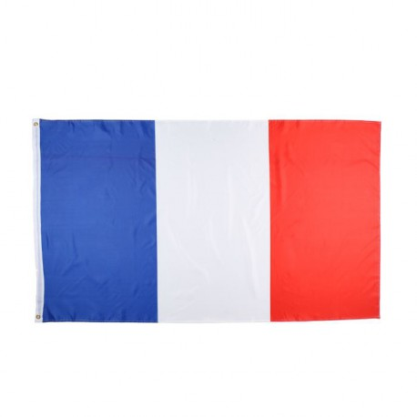 Drapeau Supporter France 90X150