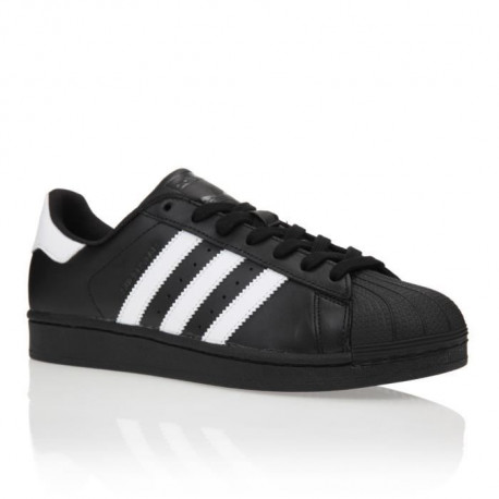 ADIDAS ORIGINALS Baskets Superstar Foundation Homme Noir