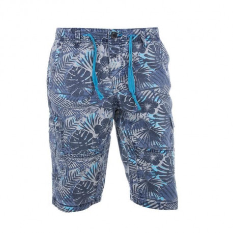 FREEGUN Short Bermuda Homme Hawai