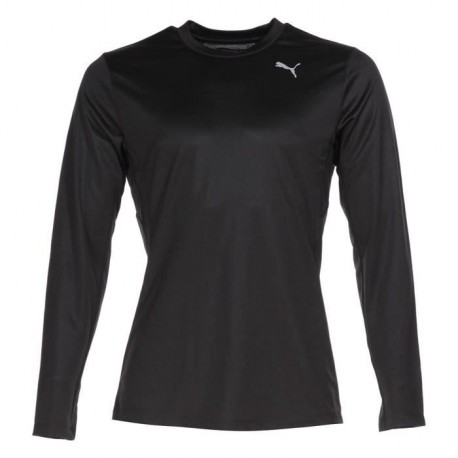 PUMA Maillot Running Manches Longues Homme