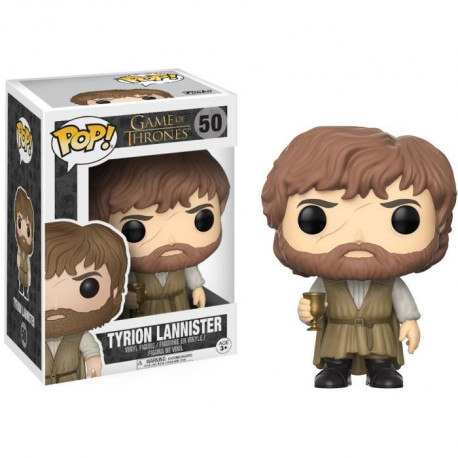 Figurine Funko Pop! Game Of Trones : Tyrion Lannister