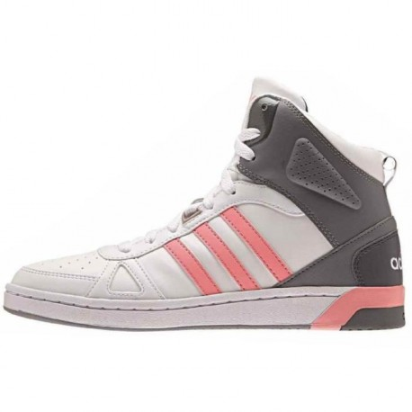 ADIDAS NEO Baskets Hoops Team Mid Chaussures Femme
