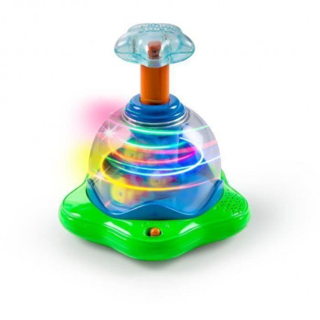 BRIGHT STARTS Jouet Etoile Musicale Press & Glow Spinner