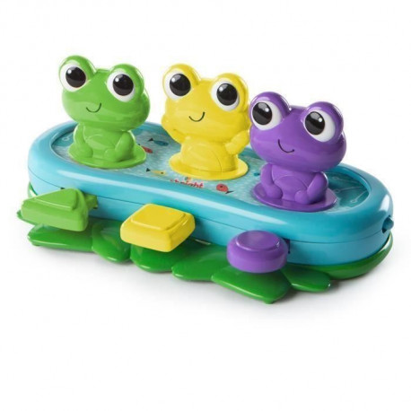 BRIGHT STARTS Grenouilles Rigolotes - Bop & Giggle Frogs