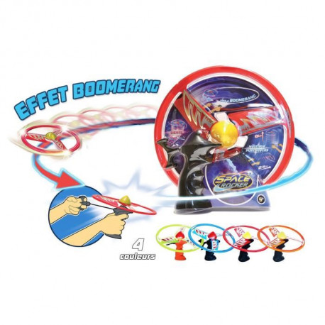 MODELCO Boomerang Space Rocker