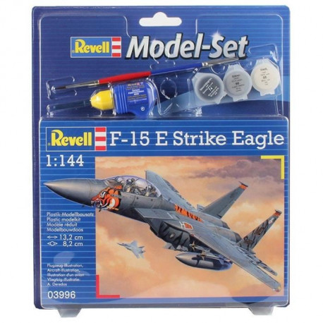 REVELL Model-Set F-15E Eagle - Maquette