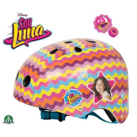 SOY LUNA Casque de Protection