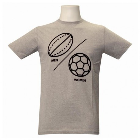 RUGBY DIVISION T-shirt Different Homme