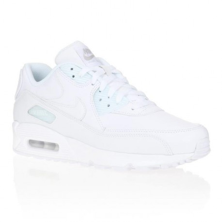 NIKE Baskets Air Max 90 Leather Chaussures Homme