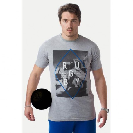 RUGBY DIVISION T-shirt Team Spirit Homme