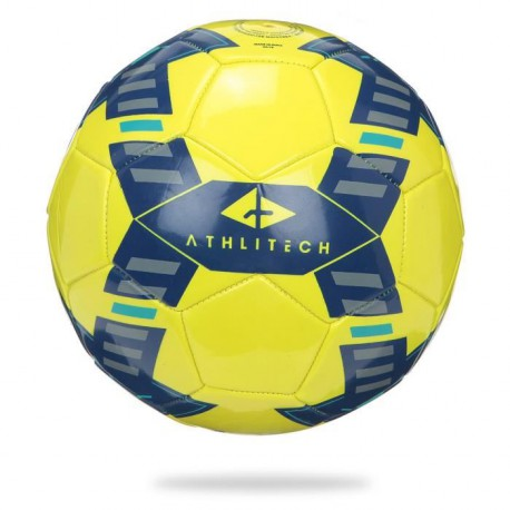 Ballon Football Jaune