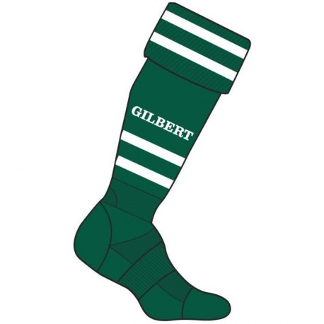 GILBERT Chaussettes Rugby Training Homme