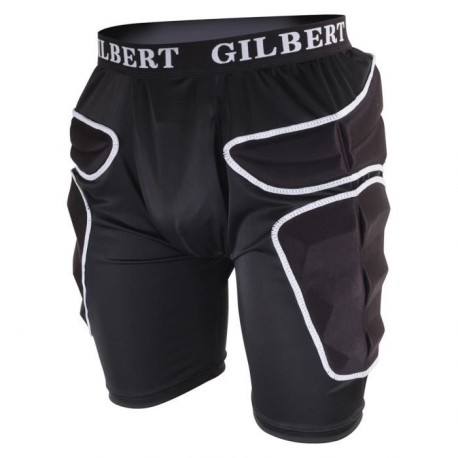 GILBERT Short Protection Rugby Homme