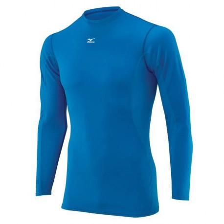 MIZUNO T-shirt Manches Longues Homme