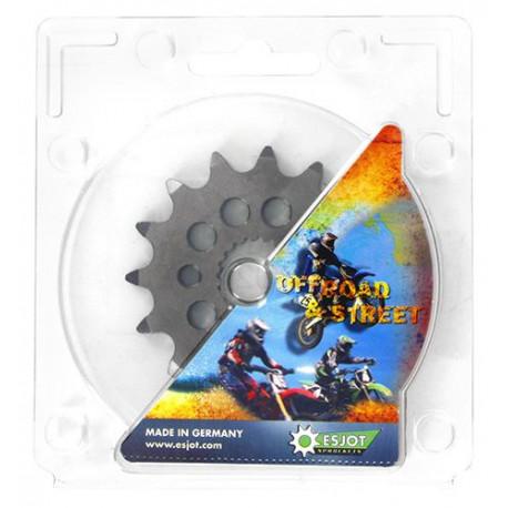 IRON GYM Accessoire de Musculation Kettlebell Crossfit 16Kg Large Poigné Grip