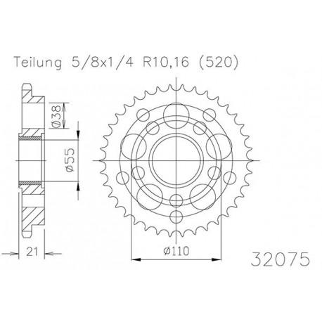 KEMPA Ballon Handball Leo Basic Profile Taille 2