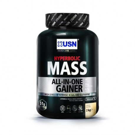 USN Prise de Masse Hyperbolic Mass Vanille 2 Kg NTT