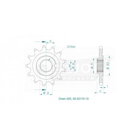 TANN'S Trousse a stylo CLASSIC - 1 Compartiment - 6 a 11 ans - Classe Elémentaire - 22 cm - Bleu et rouge - Enfant Garçon et …