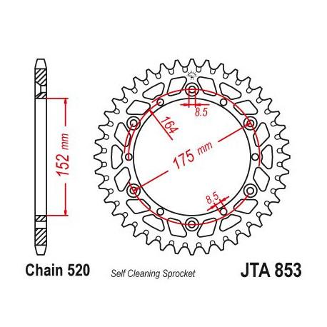 Bracelet Connecté - JAWBONE UP2 Rope Black Diamond