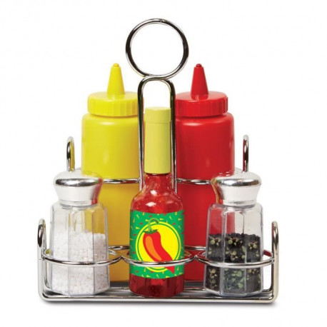 MELISSA & DOUG Ensemble De Condiments