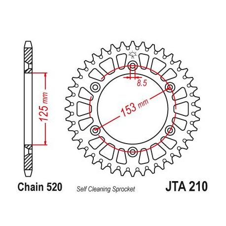 ARMANI JEANS Portefeuille C5V84Q9 - 12 Noir Femme