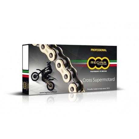 SILVERCAT Portefeuille Italien Cuir Lisse 8 cm Rouge Femme