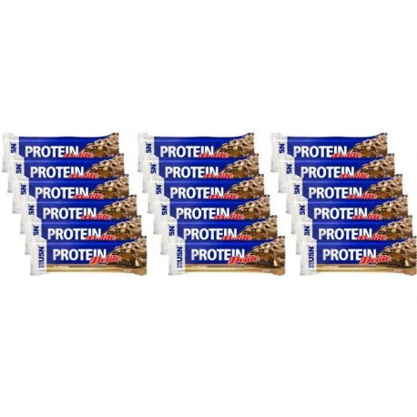 USN Protéine Delite Toffee Almond 18 x 50 g