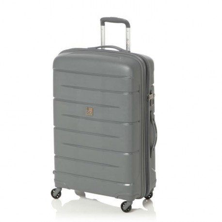 MODO BY RONCATO Valise Trolley Rigide 4 Roues 71 cm Roues STARLIGHT Anthracite