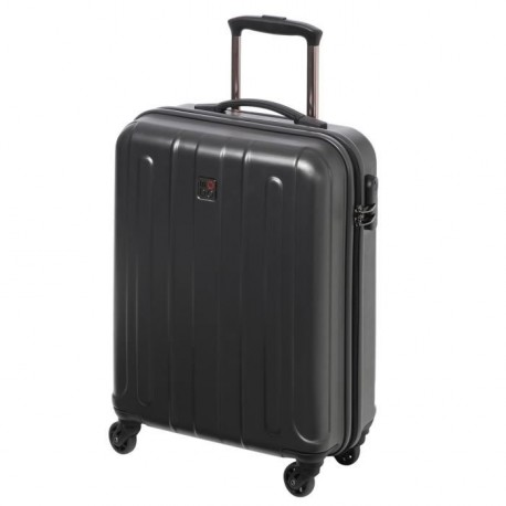 MODO BY RONCATO Valise Cabine Trolley Rigide Polycarbonate et ABS 4 Roues 55 cm SUPERNOVA Anthracite