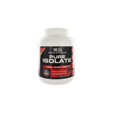 EAFIT Pure Isolate Fruits Rouges - 750 g