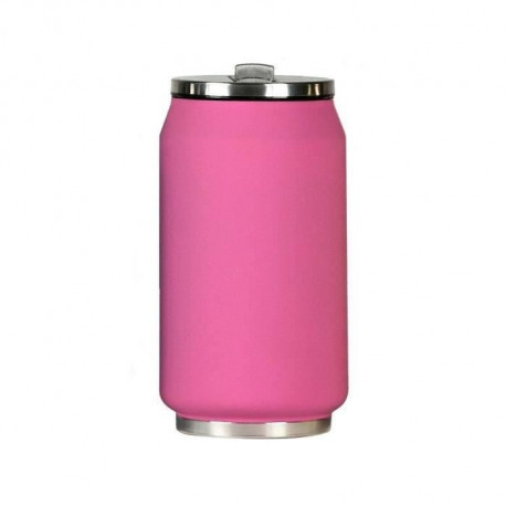 YOKO DESIGN Canette Isotherme 280 ml - Rose mat