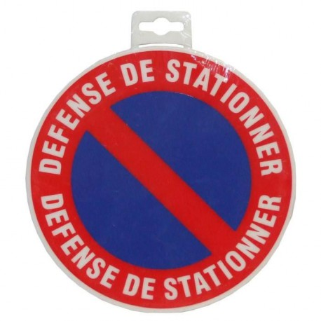 Panneau Défense de Stationner Gm