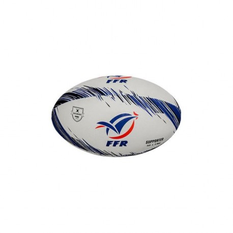 GILBERT Ballon de Rugby France RGB