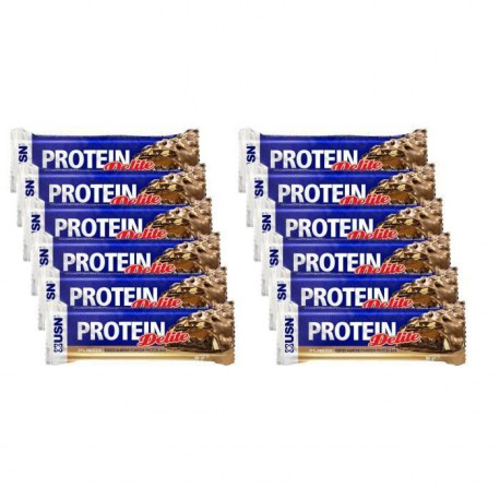 USN Protéine Delight Toffee Almond 12 x 96 g NTT