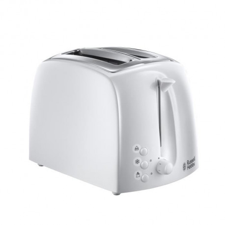 RUSSELL HOBBS Textures 21640-56 Grille-pain - Blanc