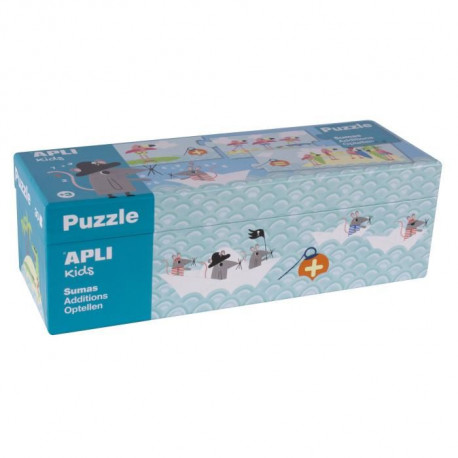 APLI Puzzles additions - 30 pieces