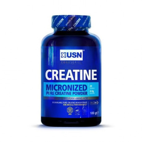 USN Créatine Monohydrate 100 g NTT