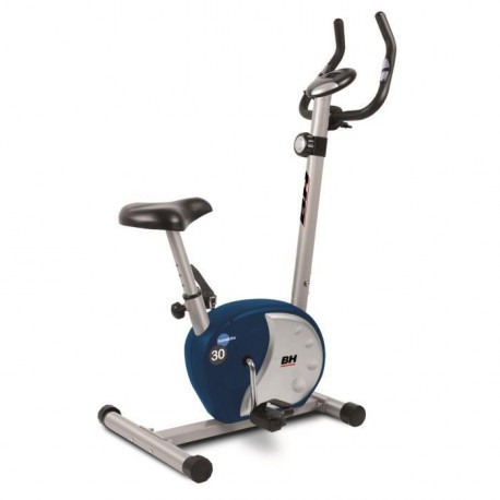 BH FITNESS Vélo d'appartement BH 3.0 5kg inertie 10 programmes