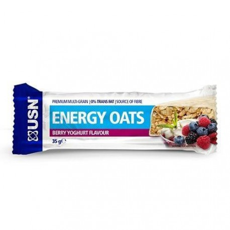 USN Energy Oats Berry Yoghurt 20 x 35 gr