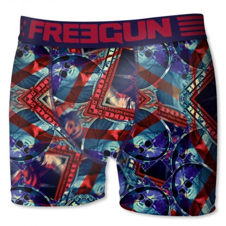 FREEGUN Boxer Color Us - Homme