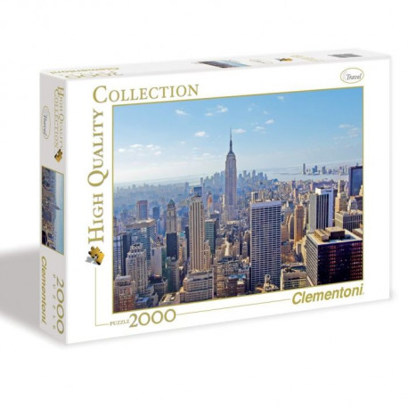 CLEMENTONI Puzzle New York 2000 pieces