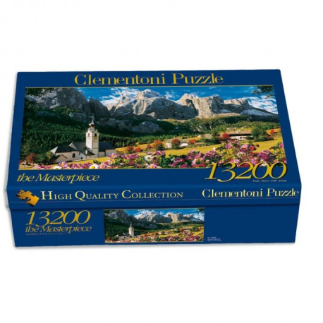 Clementoni Sellagruppe Puzzle 13200 pcs