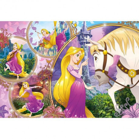 DISNEY PRINCESSES Puzzle 24 pieces MAXI