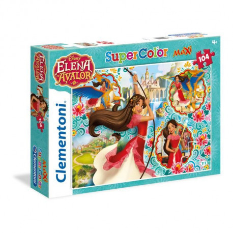 ELENA DI AVALOR Puzzle maxi 104 pieces