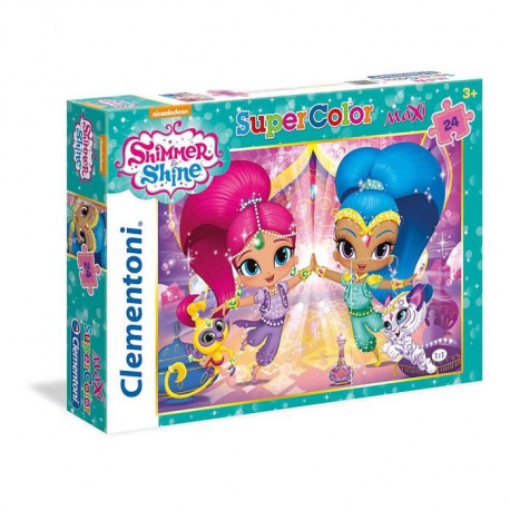 SHIMMER & SHINE Puzzle 24 pieces MAXI